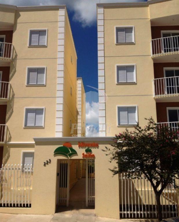 Apartamento residencial à venda, Jardim Três Marias, Salto.