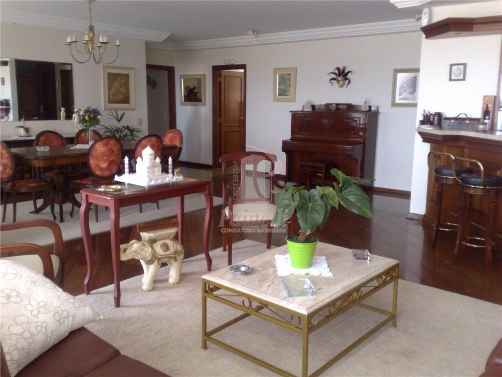 Apartamento Residencial à venda, Vila Henrique, Salto - AP0055.