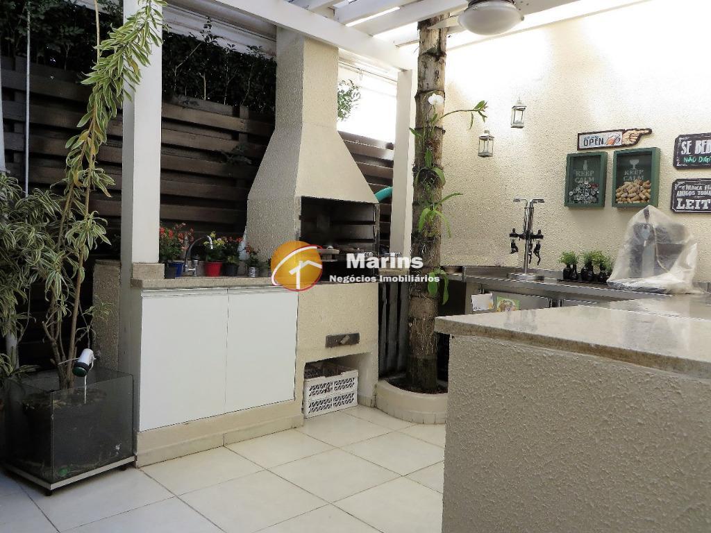 Casa residencial à venda, Mansões Santo Antônio, Campinas.
