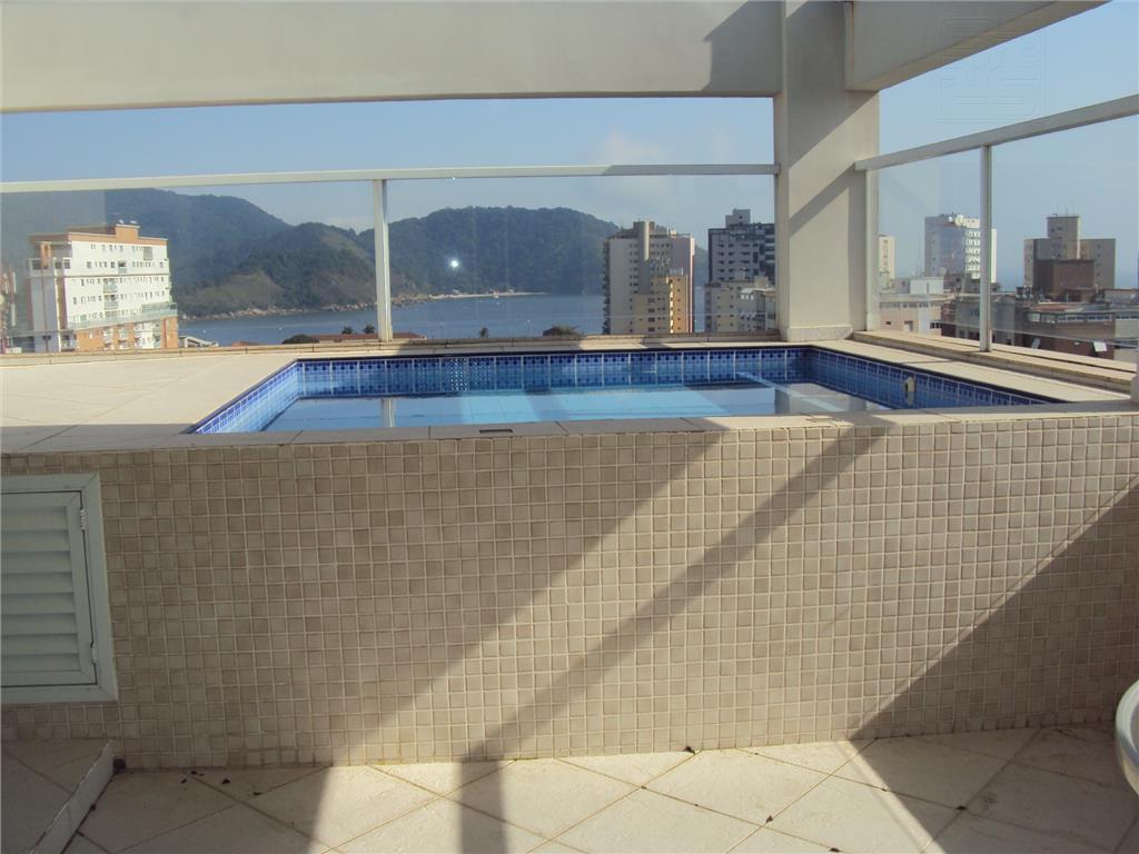 Cobertura residencial à venda, Ponta da Praia, Santos - AP0007.