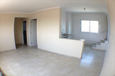 Cobertura duplex, Estuário, Santos - CO0002, churrasqueira, condomínio baixo