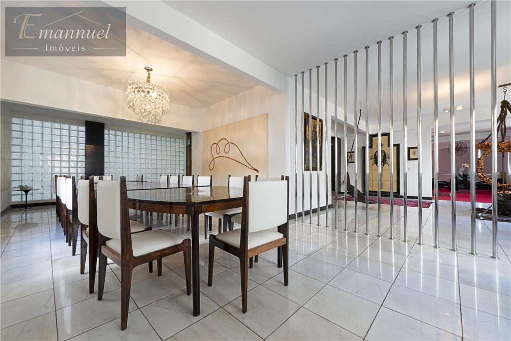 Apartamento Triplex residencial à venda, Higienópolis, São Paulo - AT0001.
