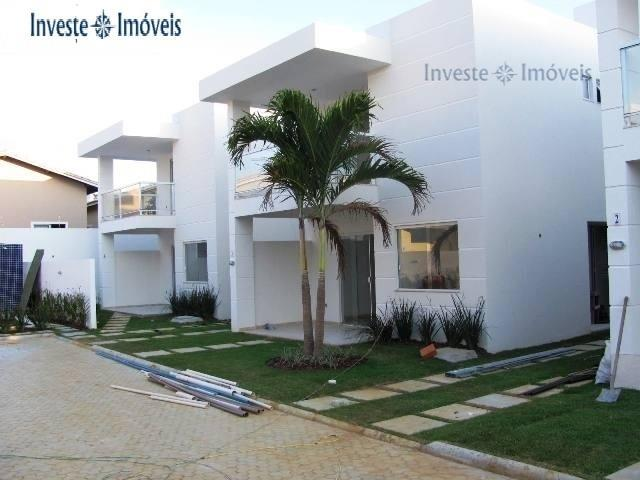 Casa residencial à venda, Miragem, Lauro de Freitas.