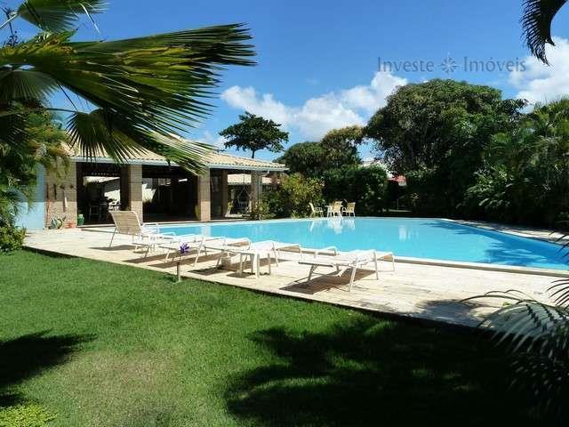 Casa Espetacular  à venda, Villas do Atlântico, Lauro de Freitas - CA0123.