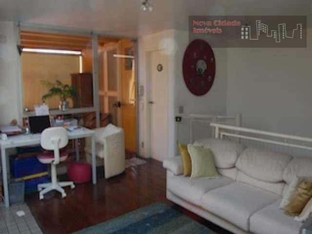 Cobertura residencial à venda, Vila Olímpia, São Paulo - CO0002.