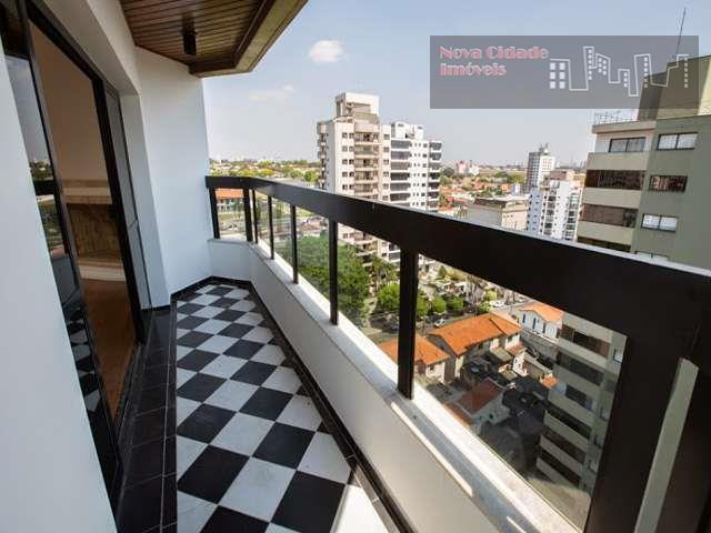 Cobertura residencial à venda, Moema, São Paulo - AP0571.