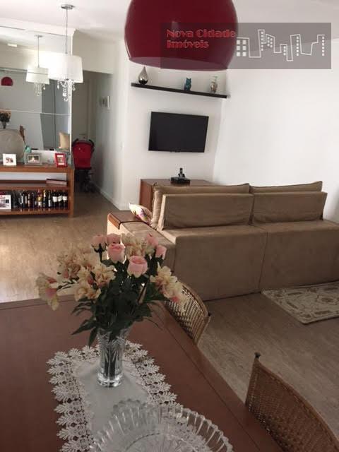 Apartamento residencial à venda, Vila Olímpia, São Paulo - AP0761.