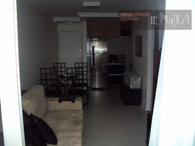Apartamento residencial para locação, Vila Olímpia, São Paulo - AP0434.
