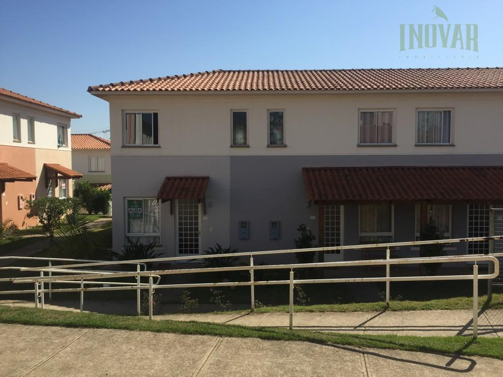 Sobrado residencial para locação, Jardim Interlagos, Hortolândia.