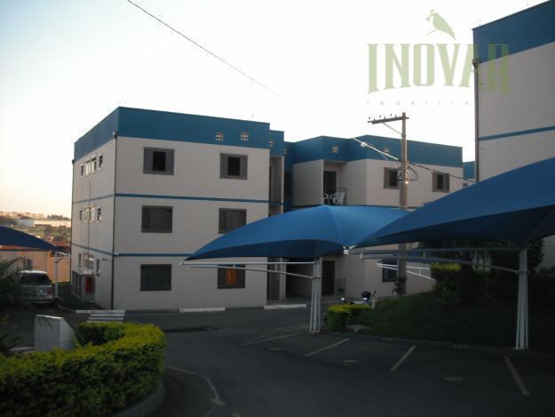 Apartamento residencial para locação, Jardim Santa Clara do Lago I, Hortolândia.