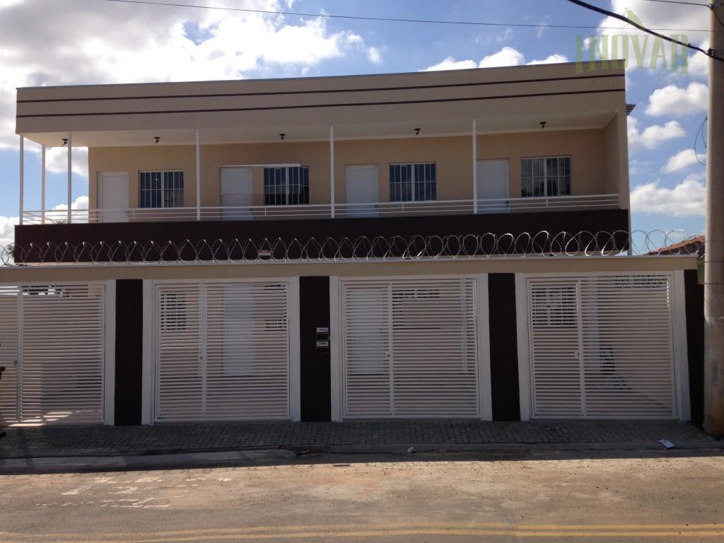 Kitnet residencial para locação, Jardim Santana, Hortolândia.