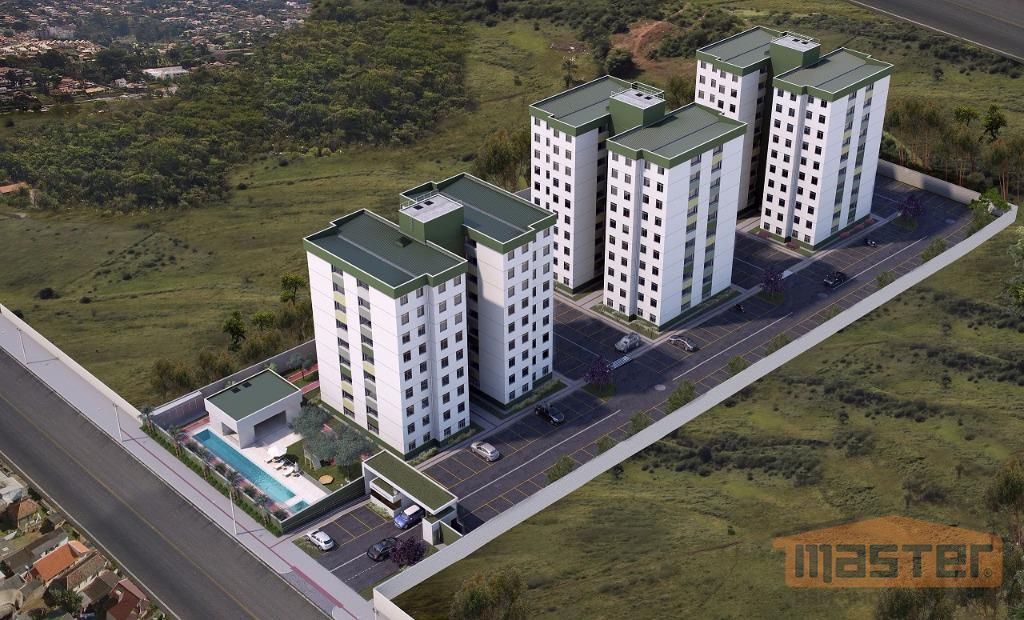 Apartamento  residencial à venda, Planalto, Montes Claros.