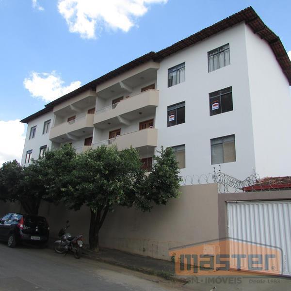 Apartamento  residencial para locação, Morada do Sol, Montes Claros.