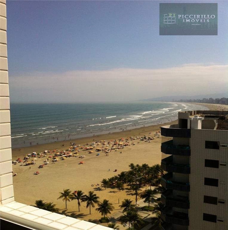 Apartamento 3 dormitórios, Praia Grande, Canto do Forte, Frente Mar
