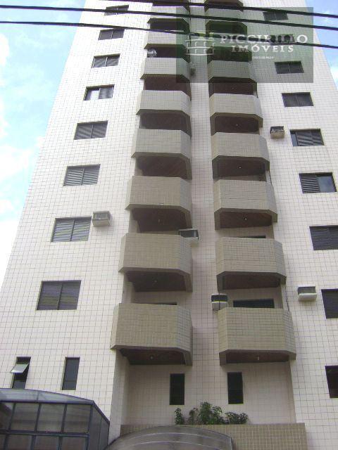 Apartamento à venda, 97 m² por R$ 370.000,00 - Aviação - Praia Grande/SP