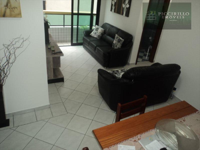 Apartamento Residencial à venda, Campo da Aviação, Praia Grande - AP0626.