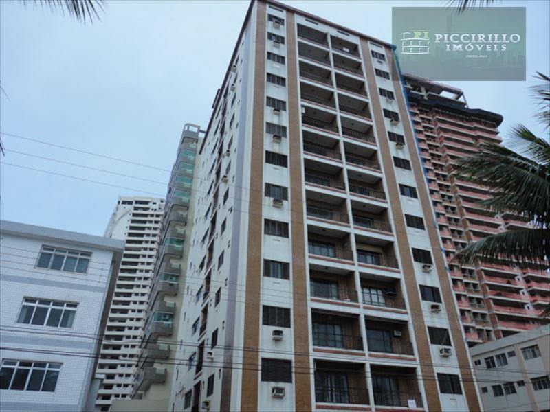 Apartamento 2 dormitórios vista mar à venda, Canto do Forte, Praia Grande .
