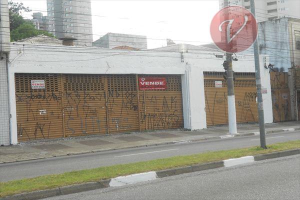 Galpão à venda em Bairro Jardim, Santo André - SP