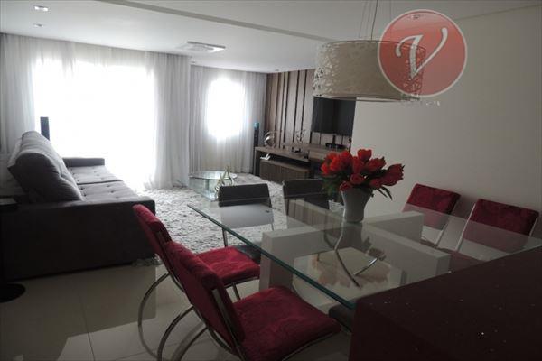 Apartamento Residencial à venda, Vila Valparaíso, Santo André - AP6500.