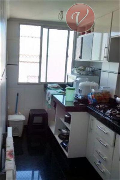 Cobertura de 2 dormitórios à venda em Parque São Vicente, Mauá - SP