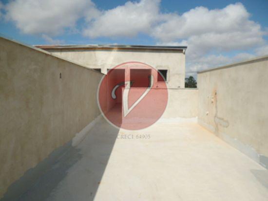 Cobertura de 2 dormitórios à venda em Vila Alzira, Santo André - SP