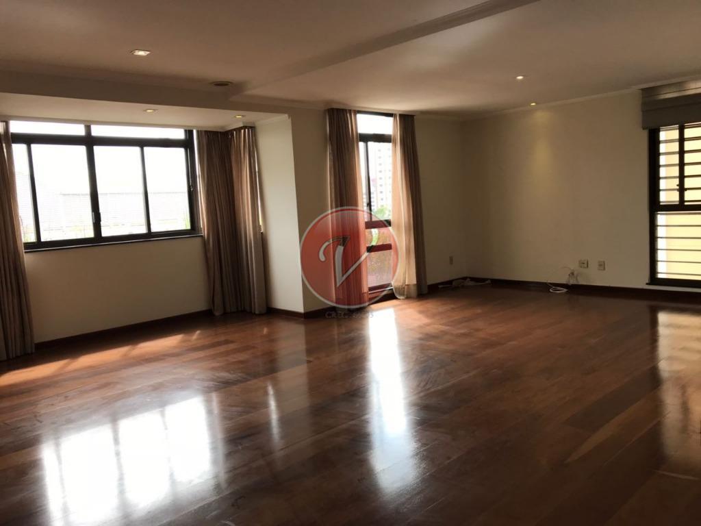 Apartamento residencial para locação, Vila Santa Teresa, Santo André.