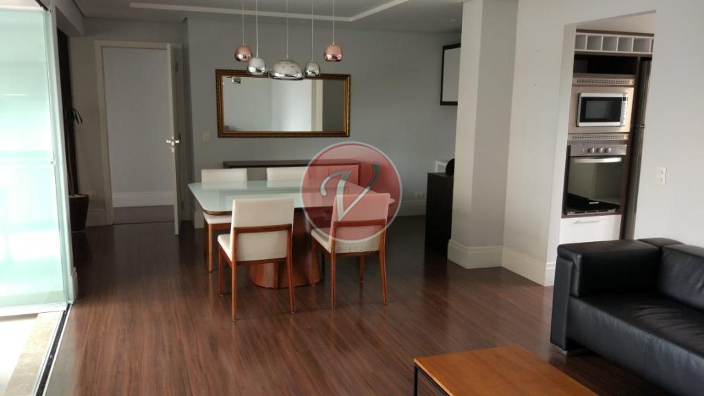 Apartamento residencial à venda, Bairro Jardim, Santo André - AP8738.