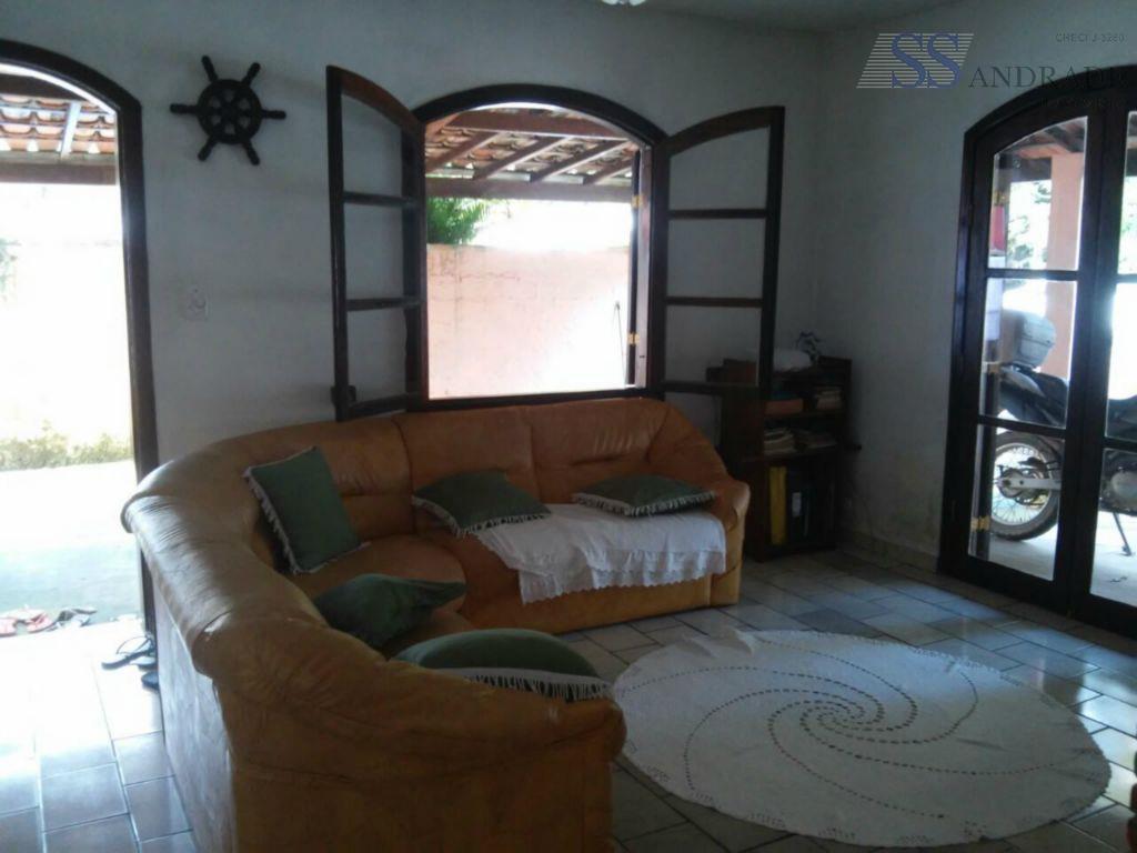 Casa  residencial à venda, Massaguaçu, Caraguatatuba.