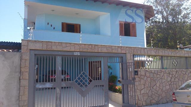 Casa  residencial à venda, Jardim Califórnia, Caraguatatuba.