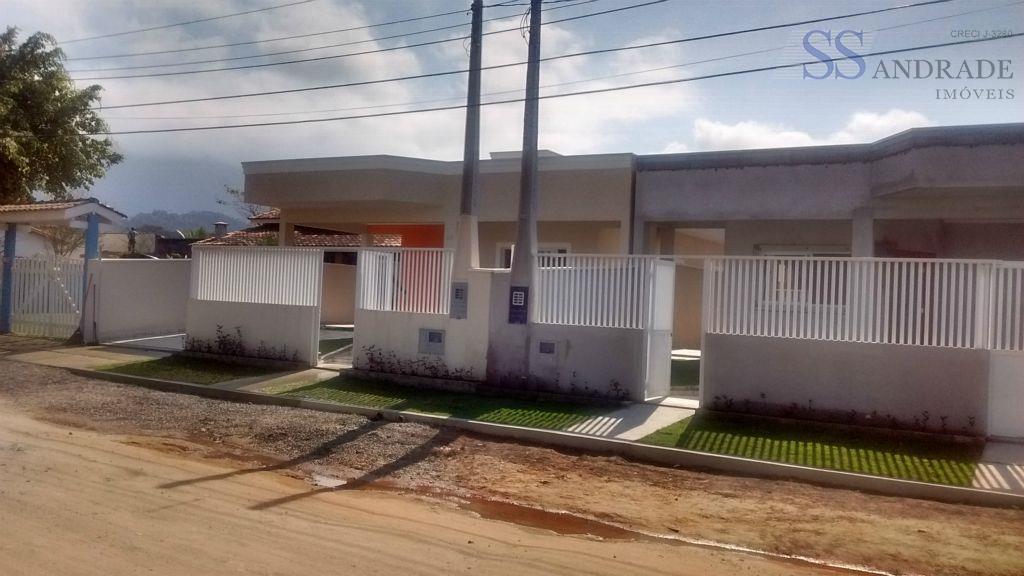 FACILITA !!! Casa  nova à venda, Massaguaçu, Caraguatatuba.