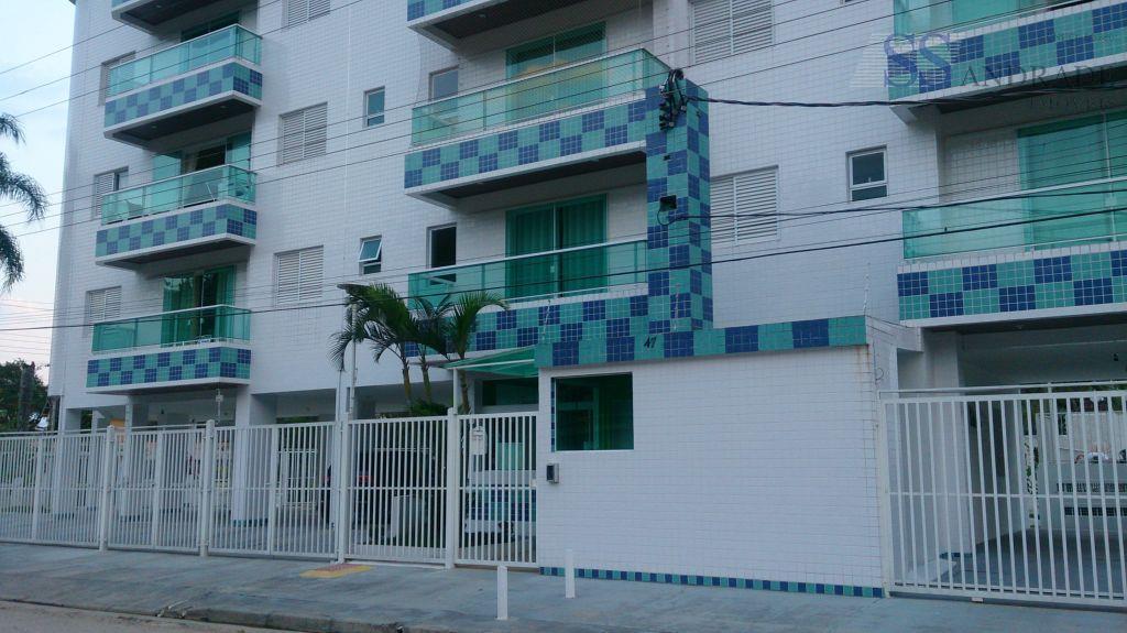 Apartamento  residencial à venda, Jardim Casa Branca, Caraguatatuba.