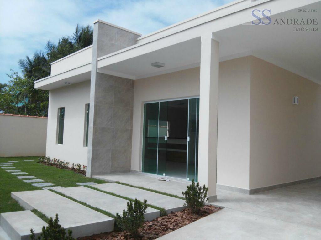 Casa  nova à venda, Indaiá, Caraguatatuba.