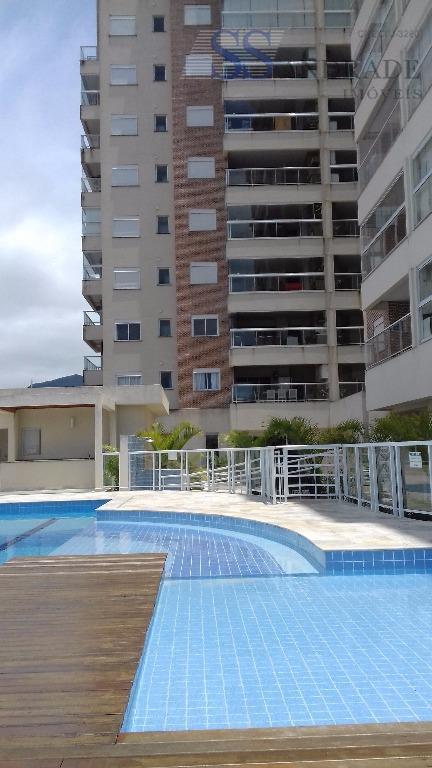 Apartamento com vista espetacular para a orla da praia Martin de Sá