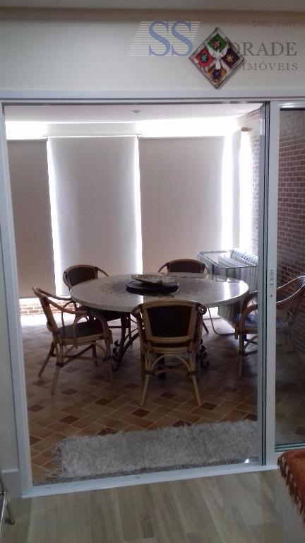 apartamento com belíssima vista para a orla da praia martin de sá, com 125m² de área...