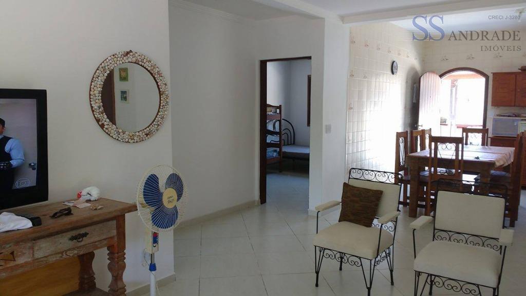 Bela Oportunidade!!! Imóvel com 500m² de área total, bem localizado em rua bloquetada na praia Massaguaçu