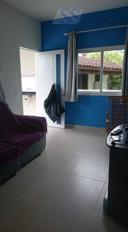 imóvel novo com 73m² de área construída e 287m² de área total, possui 02 dorm, 01...