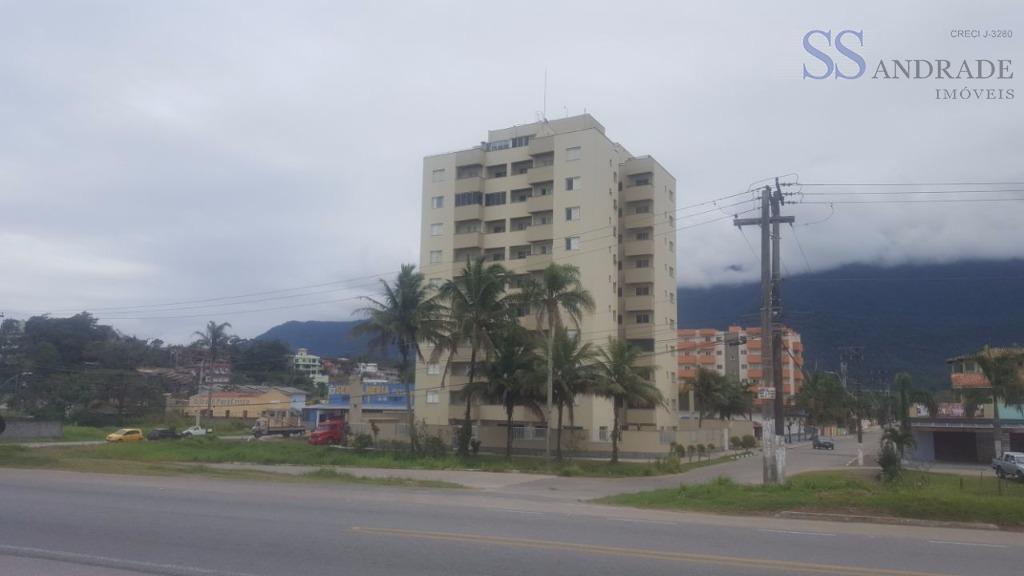 Apartamento residencial à venda, Massaguaçu, Caraguatatuba.