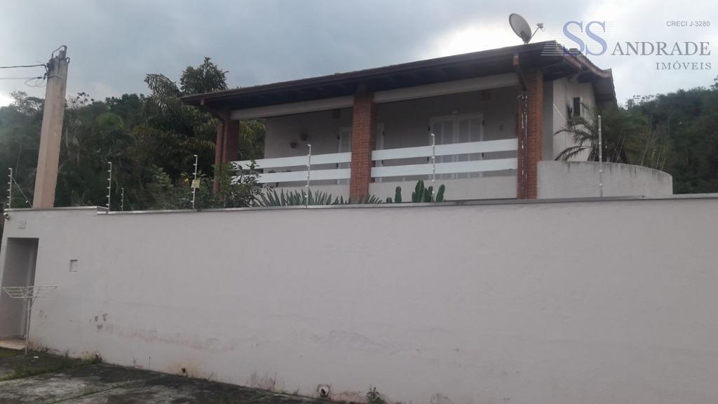 Casa residencial à venda, Estrela D'alva, Caraguatatuba.