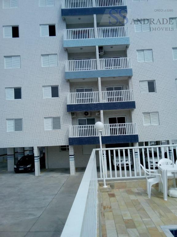 Apartamento novo, bem localizado, na praia Martin de Sá, com 03 dorm (01 suíte)