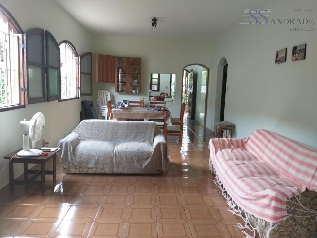 Casa com 2 dormitórios à venda, 99 m² por R$ 260.000 - Massaguaçu - Caraguatatuba/SP