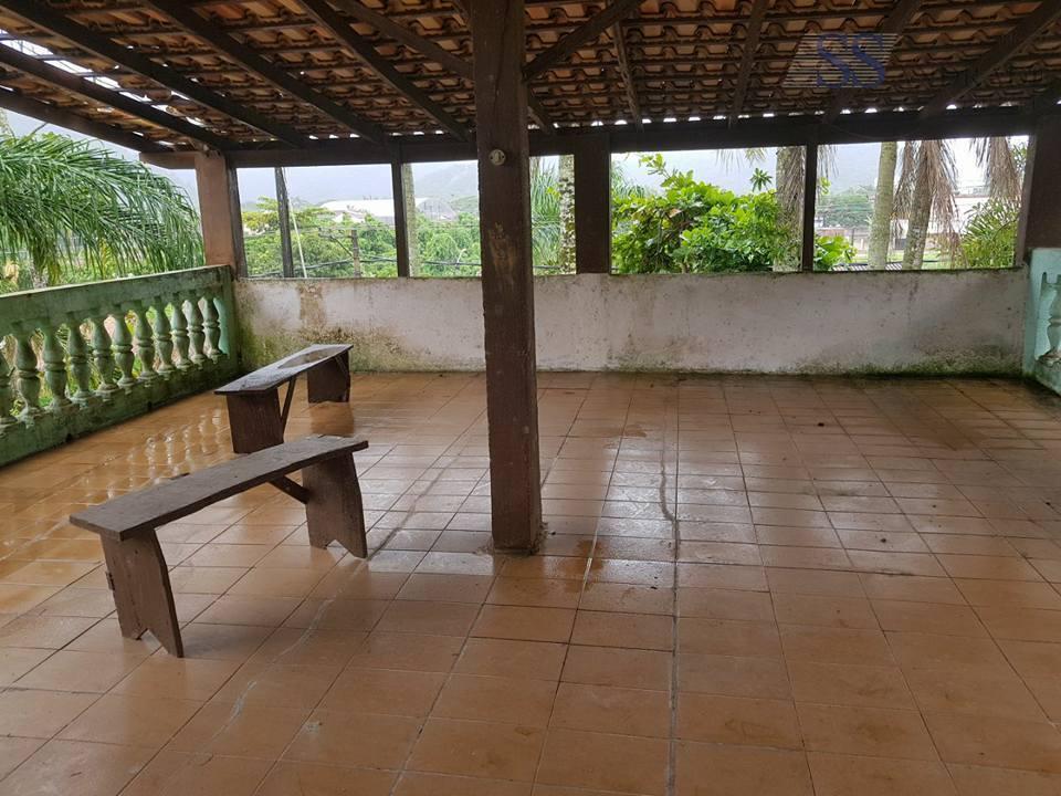 Casa com 2 dormitórios à venda, 72 m² por R$ 260.000 - Massaguaçu - Caraguatatuba/SP