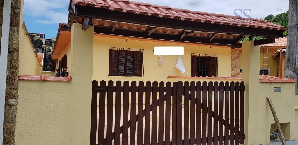 Casa geminada para locação para no Cond. Verde Mar na praia da Cocanha