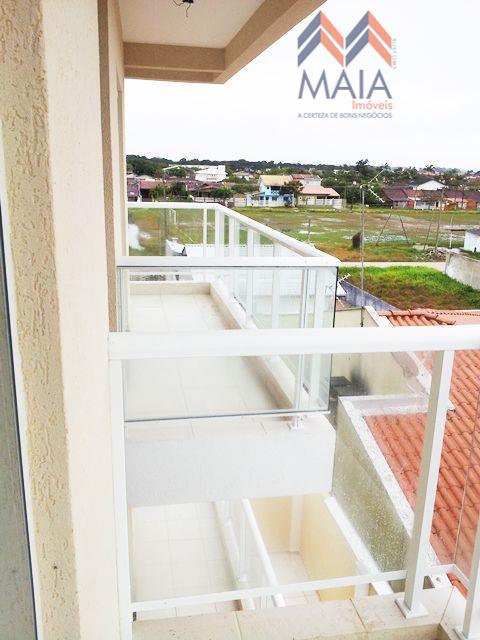 Apartamento residencial à venda, Brejatuba, Guaratuba.