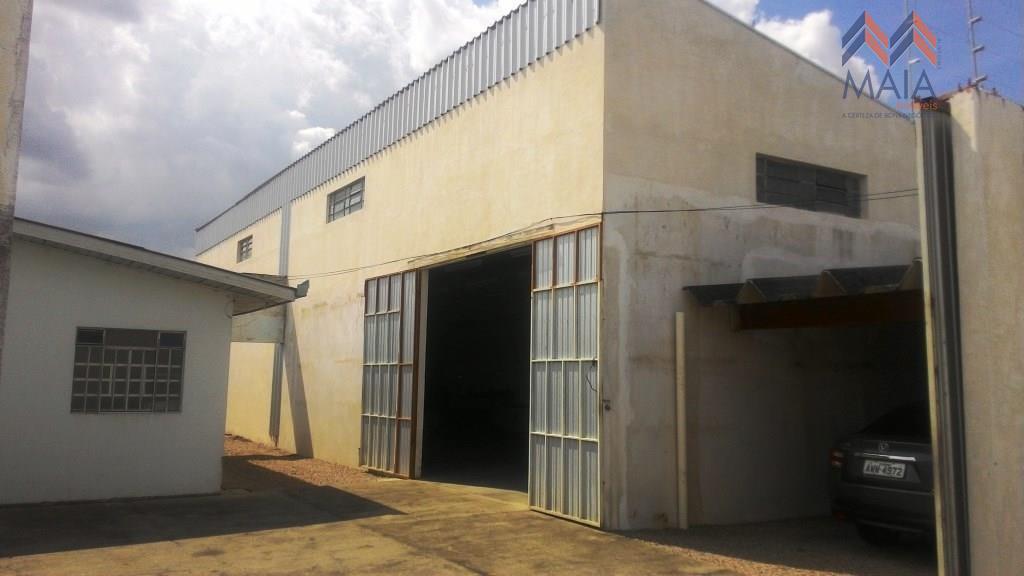 Barracão à Venda - Curitiba