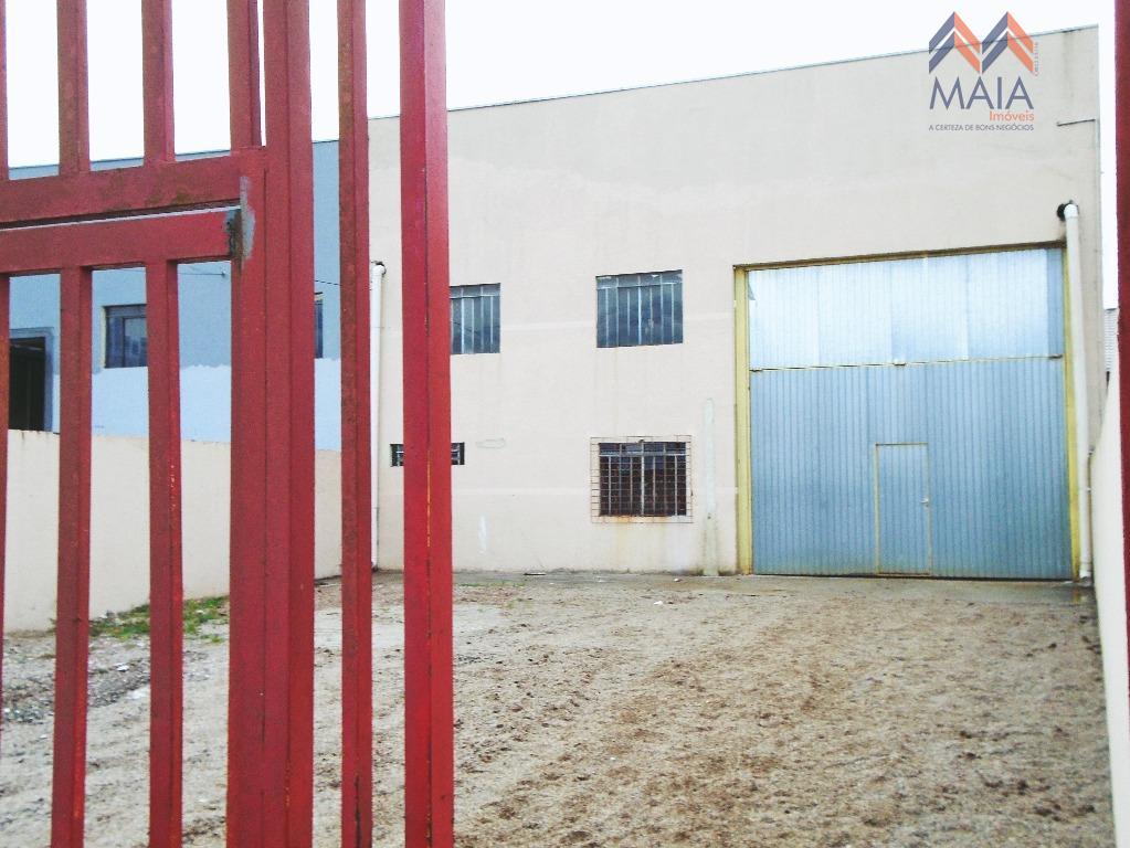 Barracão para Locação - Pinhais