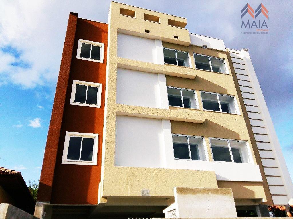 Apartamento residencial à venda, São Domingos, São José dos Pinhais.