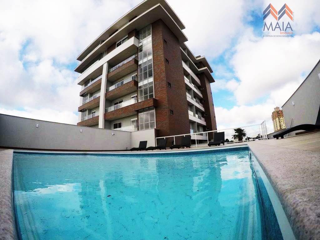Apartamento residencial, Centro, São José dos Pinhais.