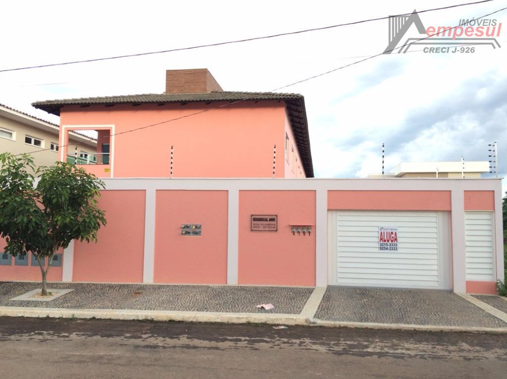 Sobrado residencial para locação, Plano Diretor Sul, Palmas - CA0001.