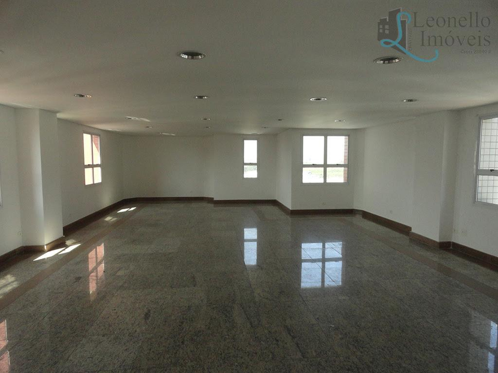 Apartamento residencial à venda, 194m², 4 dorm, 4 vagas! B. Barcelona, São Caetano do Sul.