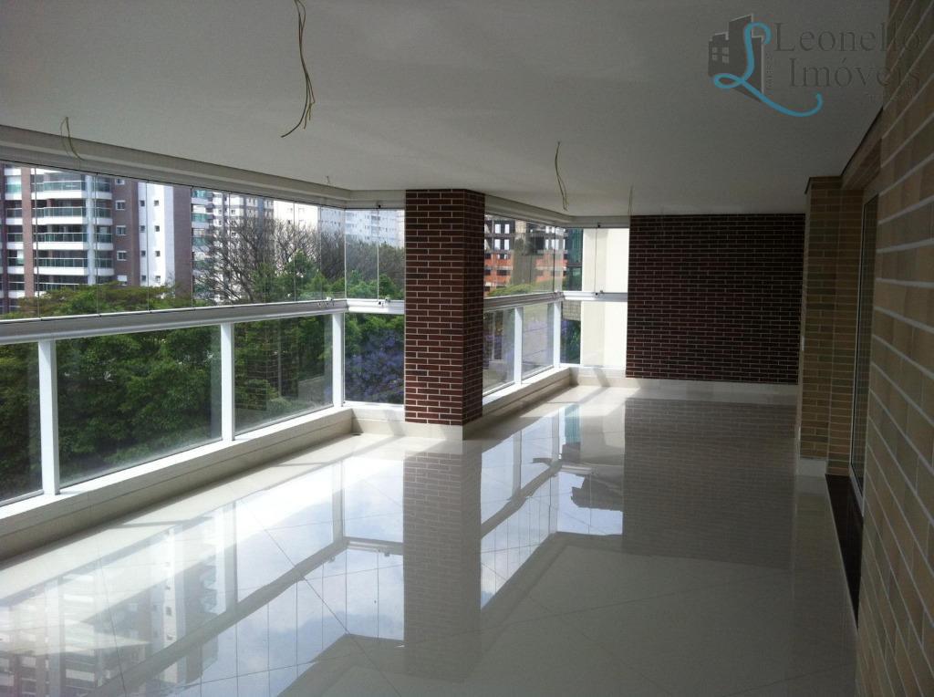 Apartamento  residencial à venda, 356m², 4 suítes, 6 vagas no Bairro Jardim, Santo André.